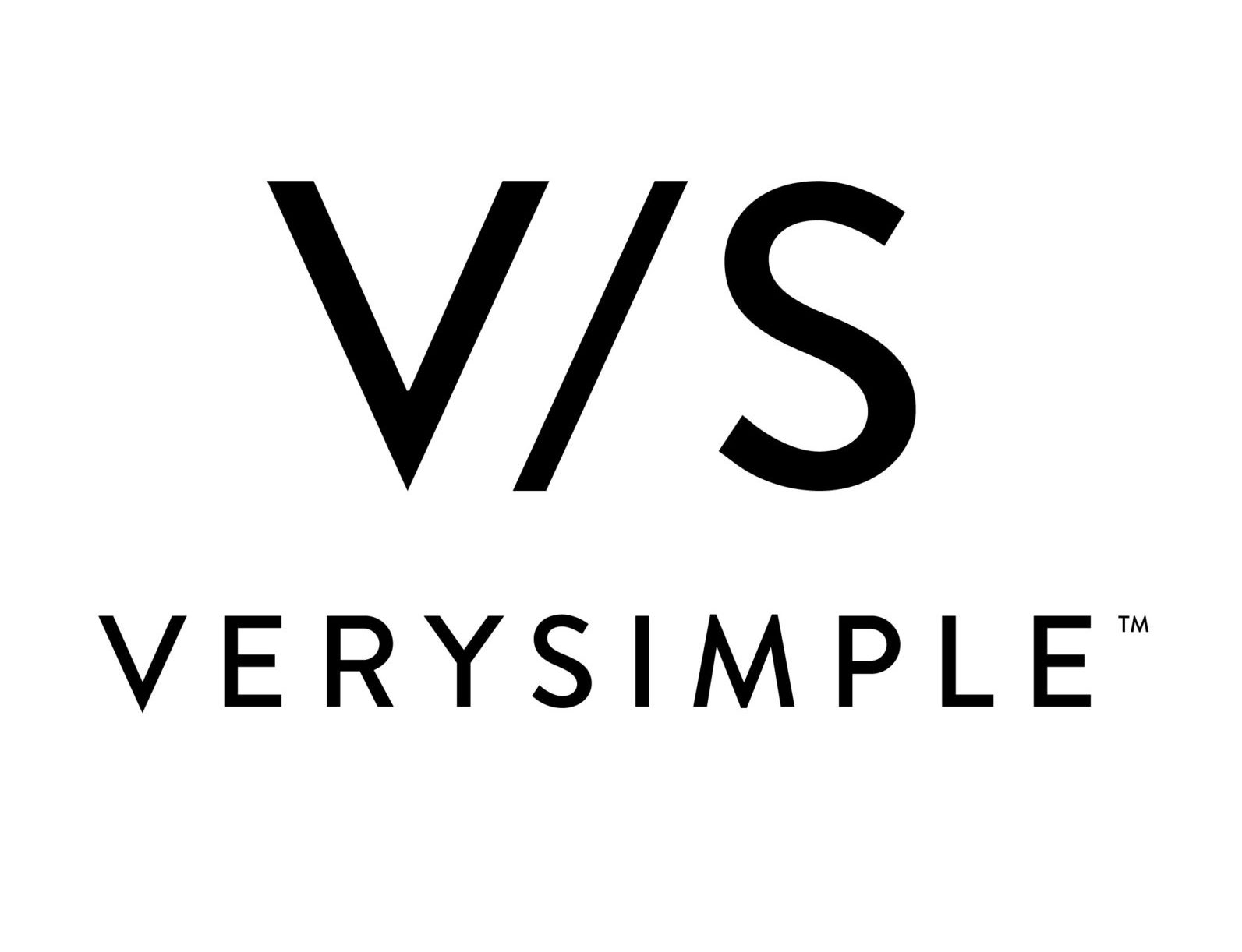 VERYSIMPLE BLACK LOGO
